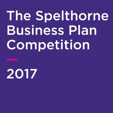 Business Plan Competition 2017 logo