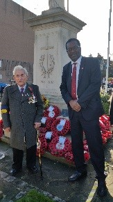 Remembrance Day Ashford 2016