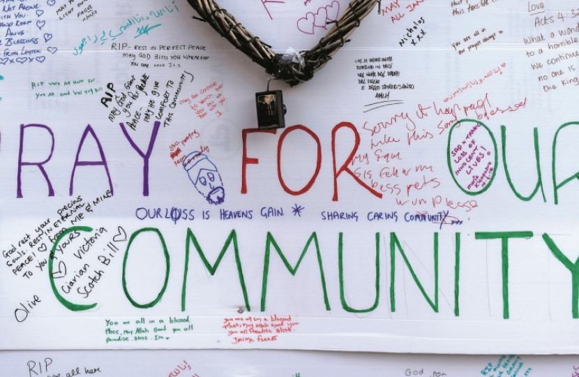 Grenfell - Pray for our community