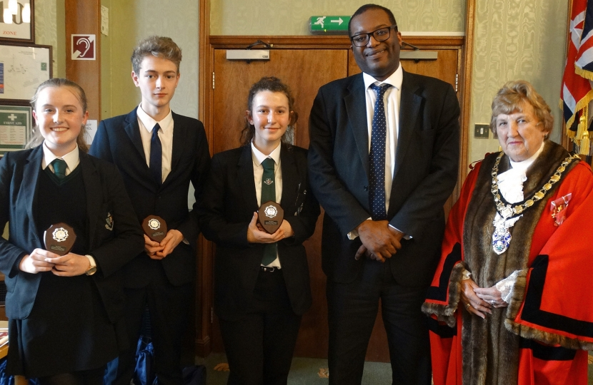 Duke of Edinburgh Awards
