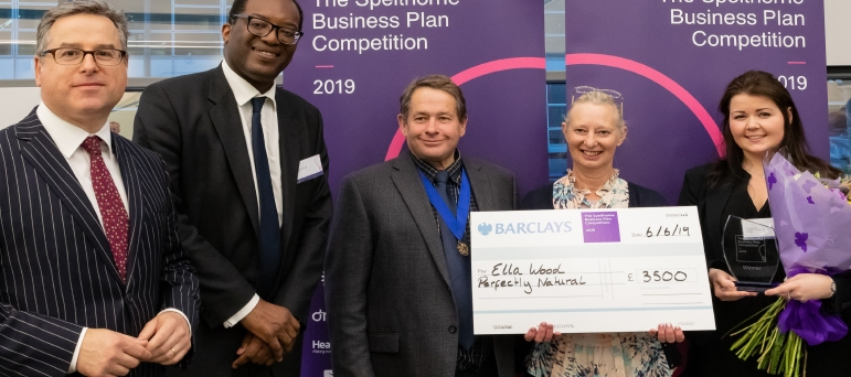 Business Plan Competition-Winner 2019